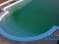 polyester pool assembly 90
