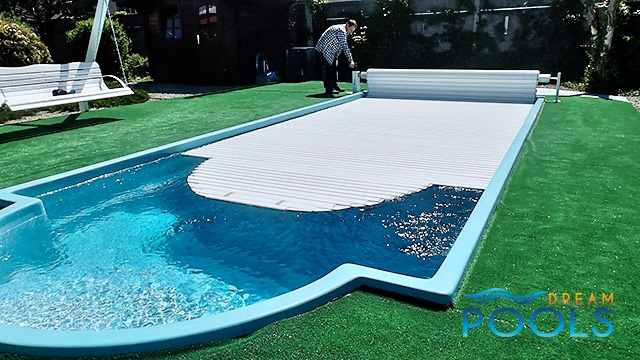 Dreampools Our Fiberglass Pools Projects