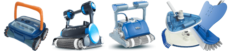 polyester pools cleaners