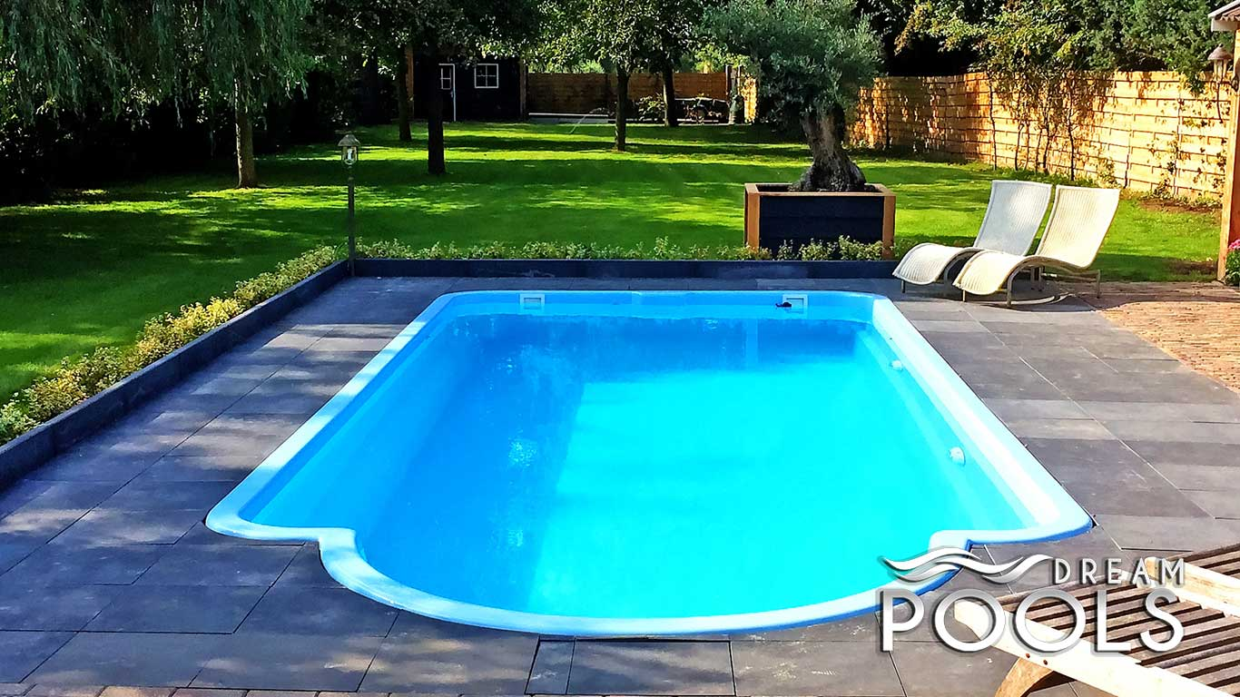Fiberglass pools for Best swimming pools