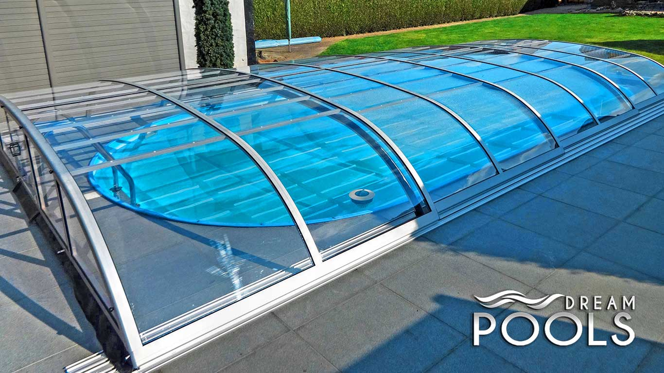 Dreampools the best quality fiberglass pools for Quality pool design