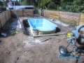 polyester pool assembly 40