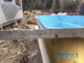 polyester pool assembly 62