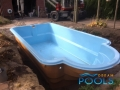 polyester pool assembly 71