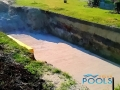 polyester pools installation 26