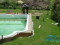 polyester pools installation 30