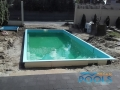 polyester pools installation 62