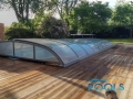 pool enclosure canopy cover enclosures 91