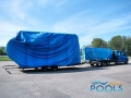 polyester pools delivery 60