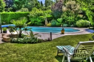 fiberglass pool polyester pools SOLARIS 2
